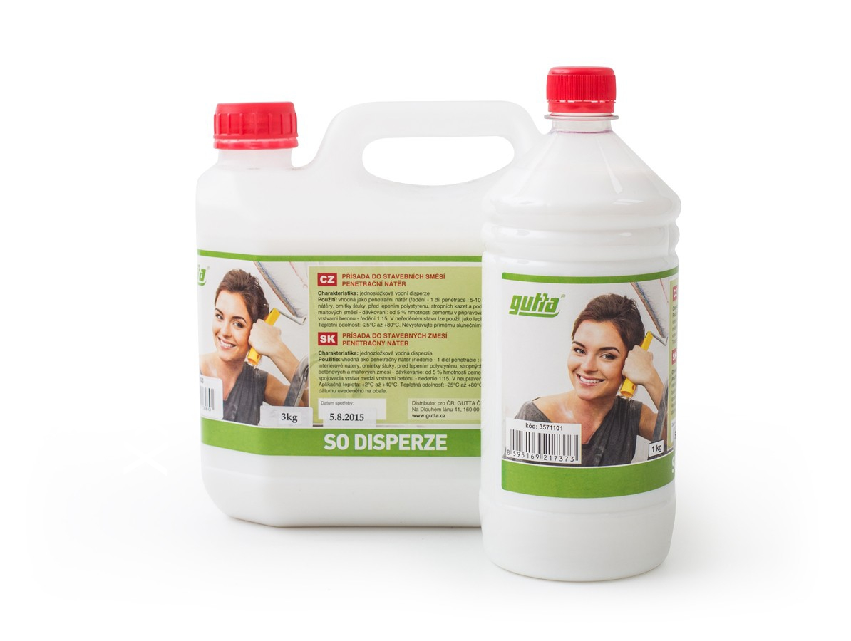 PENETRACE SO DISPERZE - 5 kg